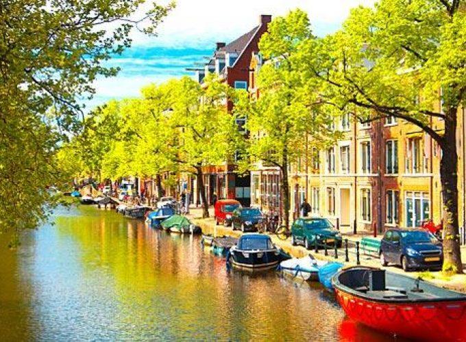 Αεροπορικές Εκδρομές Ευρώπη Αεροπορική εκδρομή Benelux Κάτω Χώρες
