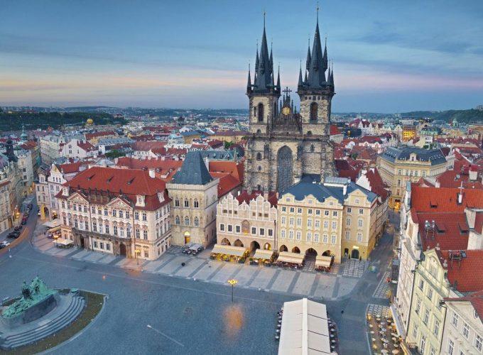 Αεροπορικές Εκδρομές Ευρώπη Αεροπορική εκδρομή στην Πράγα και Βιέννη
