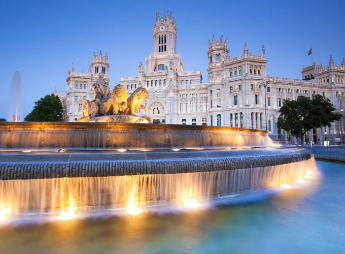 Αεροπορικές Εκδρομές Ευρώπη Οδική εκδρομή στην πανέμορφη Ισπανία και Πορτογαλία