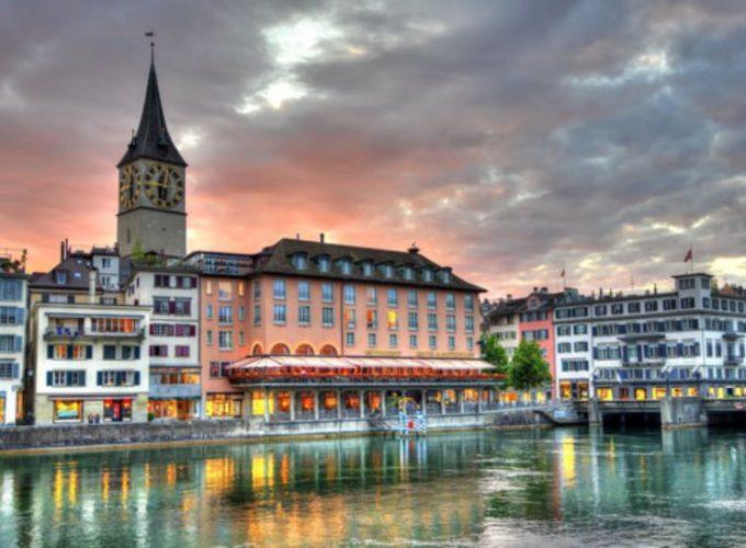 Αεροπορικές Εκδρομές Ευρώπη Αεροπορική εκδρομή στην μαγευτική Ελβετία