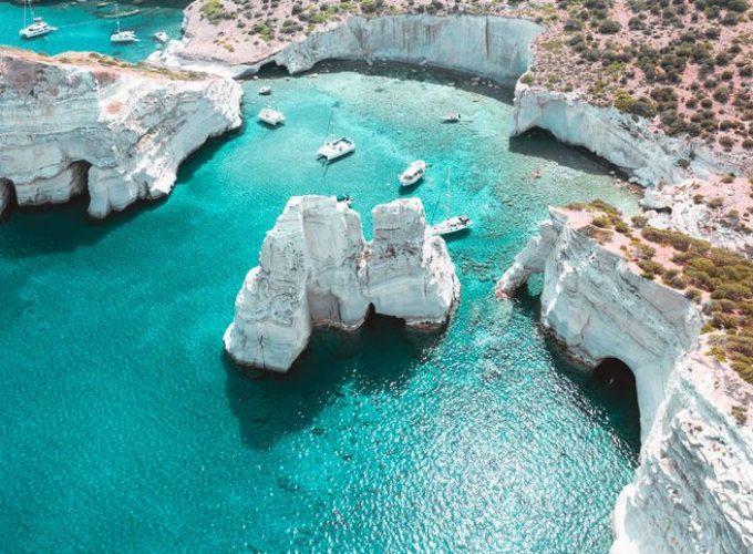 Αεροπορικές Εκδρομές Ευρώπη Τετραήμερη εκδρομή στο νησί της Αφροδίτης Μήλος