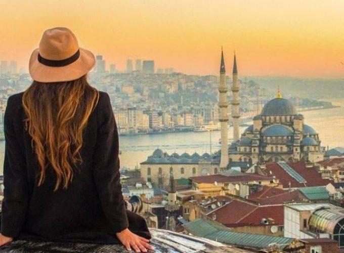 Αεροπορικές Εκδρομές Ευρώπη Οδική εκδρομή στην Κωνσταντινούπολη